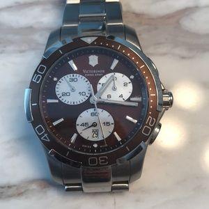 Victorinox Women's chronograph watch